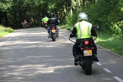 Motorrijbewijspoint Gouda motor lesplan